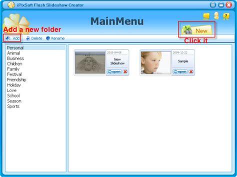 web design slideshow tutorial make a advertisement presentation for commercial website