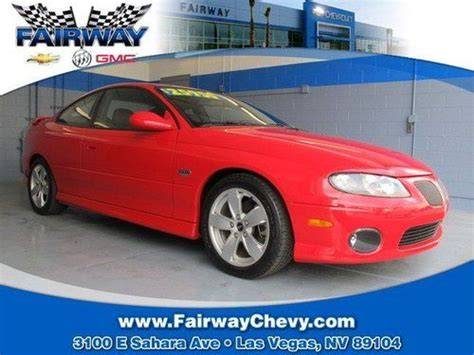 buy car manuals 2004 pontiac gto seat position control buy used 2004 pontiac gto in las vegas nevada united states