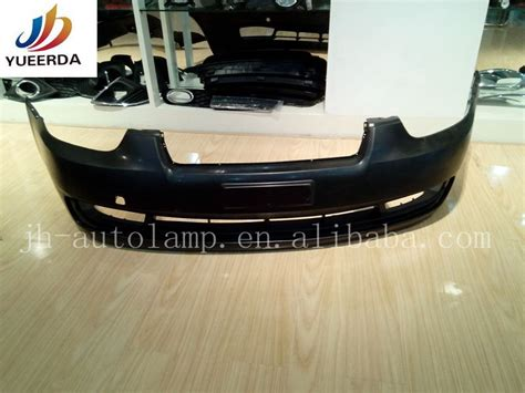 front bumper for hyundai accent 2006 oem 86511 1e000 car body kits korean hyundai spare parts