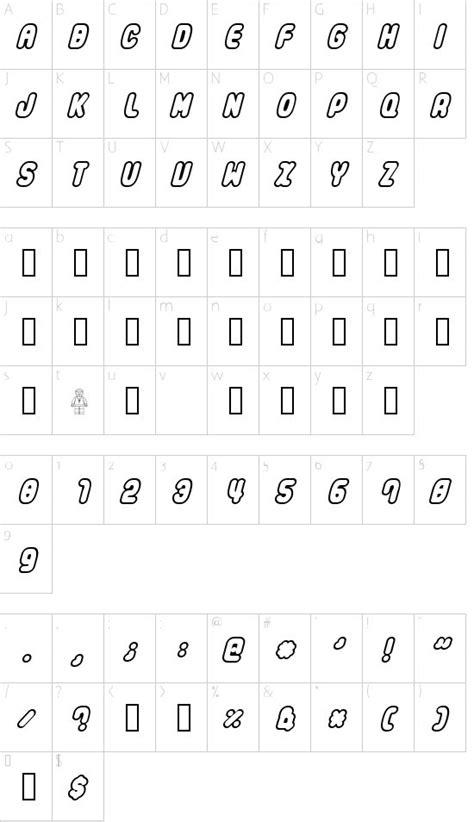 printable lego font letters lego font download free fonts fonts pinterest