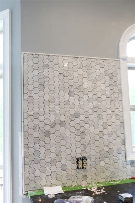 pictures of backsplashes joy studio design gallery hexagon tile popular for backsplash joy studio design