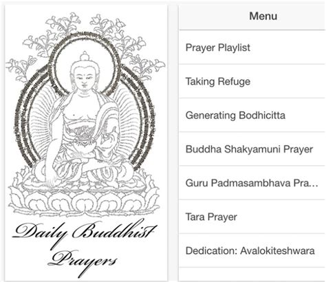 how to use buddhist prayer 6 buddhism apps for greater peace of mind