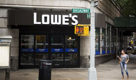 lowe s about to open home improvement store in