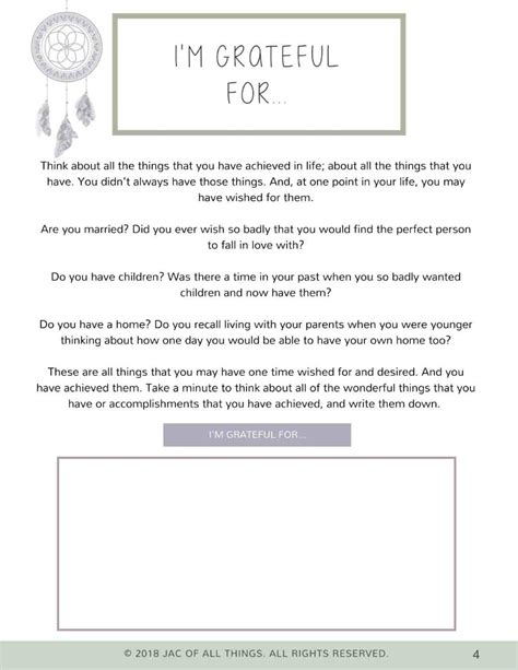 goal setting worksheets   turn  goals  reality  printable guide jac