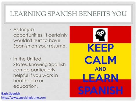 learn spanish iii with why should you learn spanish pt 1