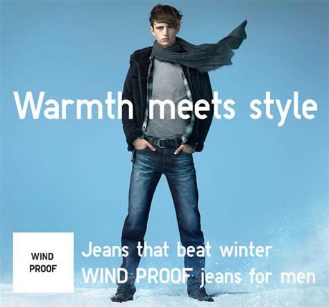 Designers Start Menswear Season In by Uniqlo 2010 2011 Fall Winter Collection Designer Denim
