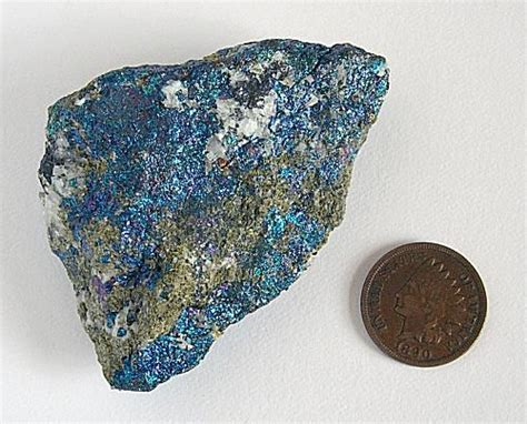 Metalic Lustres minerals with metallic luster