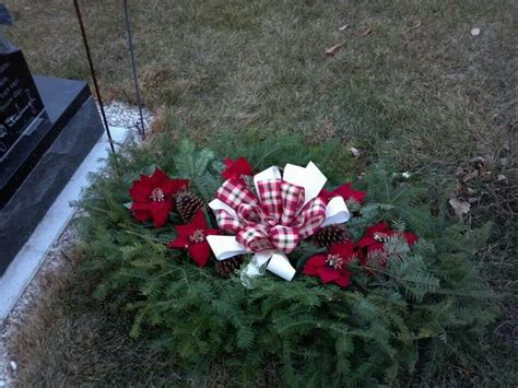 grave blanket 38 best images about graveyard wreaths on memorial day grave decorations and vase