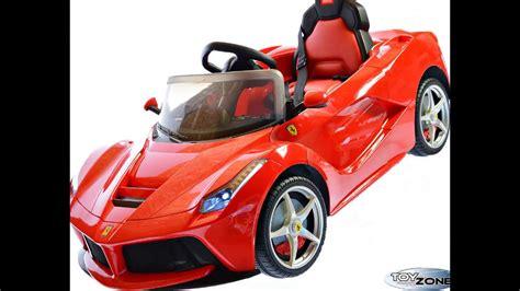 Auto F R 3 Kinder by Kinderfahrzeug 12v Kinder Elektro Auto La Ferrari 2 4 Ghz