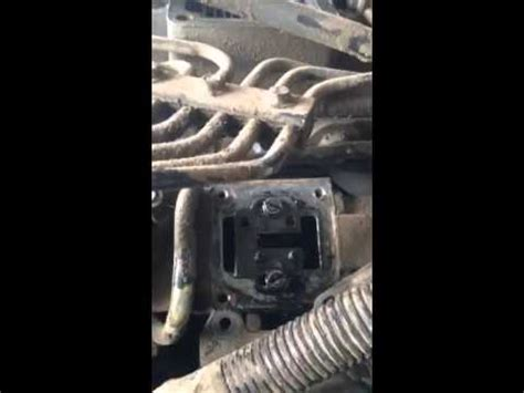 dodge ram cummins diesel idle adjustment easy funnycattv