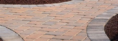 cobble pavers patio pavers from belgard hardscapes
