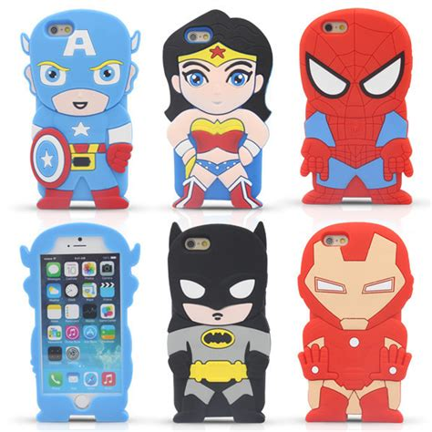 Ironman Softcase 3d Casing Iphone 6 6s A3dip6e 1 buy 4 7 iphone 6 6s soft 3d silicone batman captain american ironman