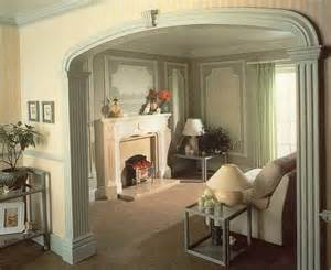 indoor columns for homes interiors columns and arches