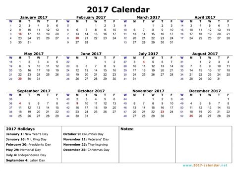 Calendar By Week Number 2017 Calendar 2017 With Week Numbers Gallery Calendar Templates