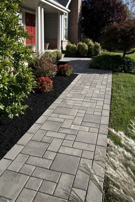 25 best sidewalk ideas ideas on pinterest front sidewalk ideas stone walkway and walkways