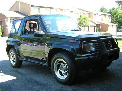 Suzuki Sidekick 1990 Channelone 1990 Suzuki Sidekick Specs Photos