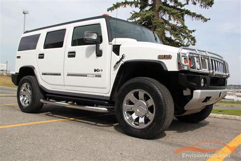 2009 H2 Hummer Luxury Pkg Suv Envision Auto Calgary