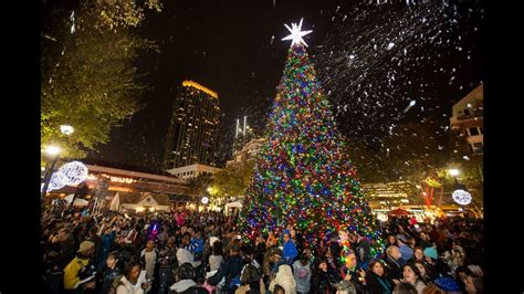 atlantic station tree lighting 2017 free things to do this weekend macy s tree lighting