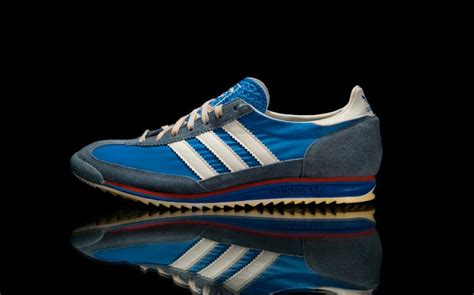 imagenes adidas retro adidas sl 72 vintage azul