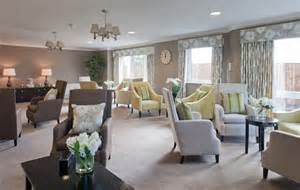 At Home Interiors by Rebecca Hartley Interiors The Westbourne Care Home