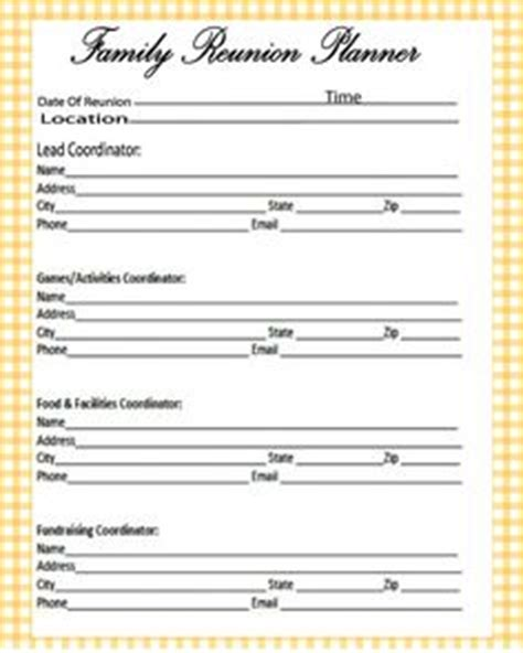 family reunion book template 1000 ideas about family reunion invitations on