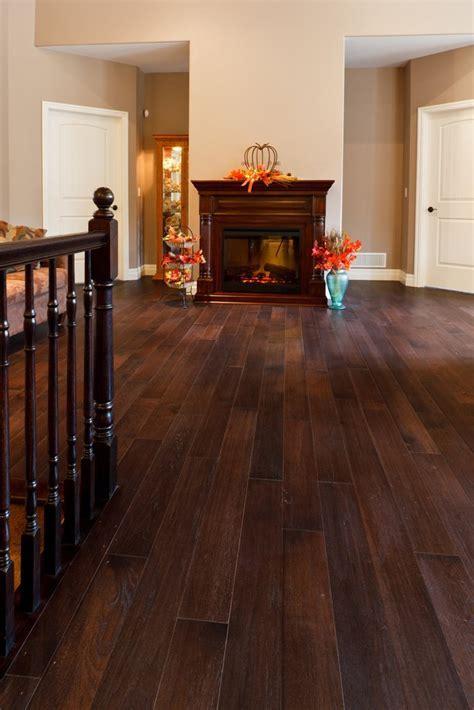 Hickory Espresso Hardwood Flooring ? Gaylord Flooring