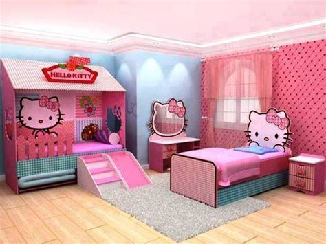 pictures of hello kitty bedrooms 15 adorable hello kitty bedroom ideas for girls rilane