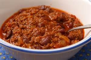 chili recipe crock pot easy beef with beans vegetarian photos pics images mexican chili recipe