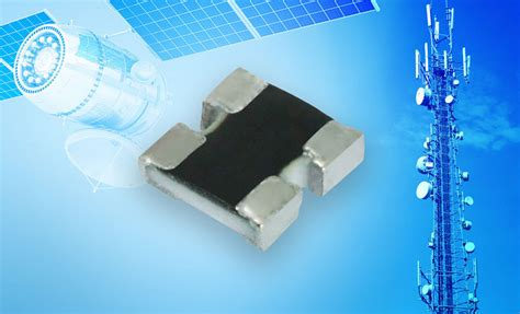 surface mount resistor manufacturing process vishay s new compact thick chip attenuator simplifies wireless and telecom application