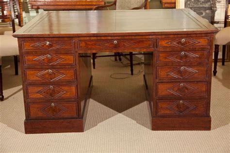 Partners Desk For Sale by Partners Desk For Sale At 1stdibs