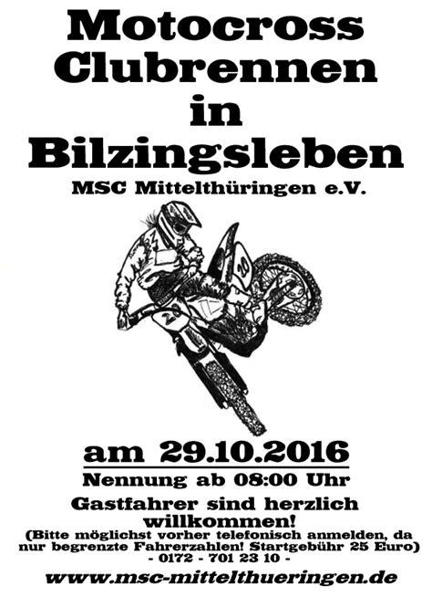 Motorrad Franz Honda Yamaha Vertragshändler by Msc Mittelthueringen Arena Bilzingsleben E V
