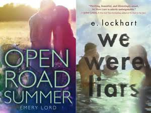 We were liars and open road summer