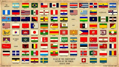 flags of the world how many quina bandera hi posem