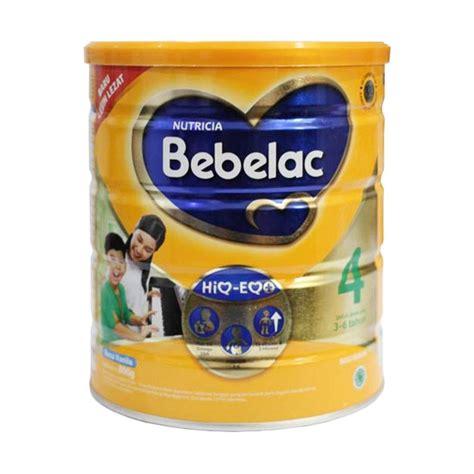 Bebelac 4 Vanila 1800gr jual nutricia vanilla bebelac 4 formula 800 g harga kualitas terjamin blibli