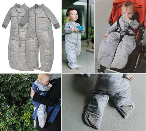 Walk In Sleeper 2 5 Tog by Ergopouch 2 In 1 Sleep Suit Sleep Bag 3 5 Tog Grey