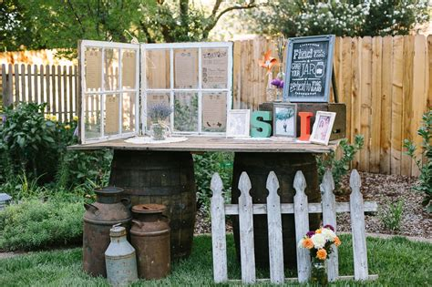diy small backyard diy backyard bbq wedding reception snixy kitchen