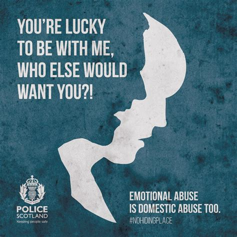 domestic violence to say emotional abuse is as bad insults every police caign against emotional abuse women s views on