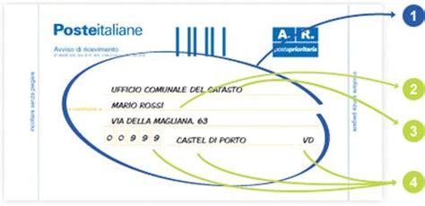 banco poste impresa on line spedizioni italia avviso di ricevimento poste italiane