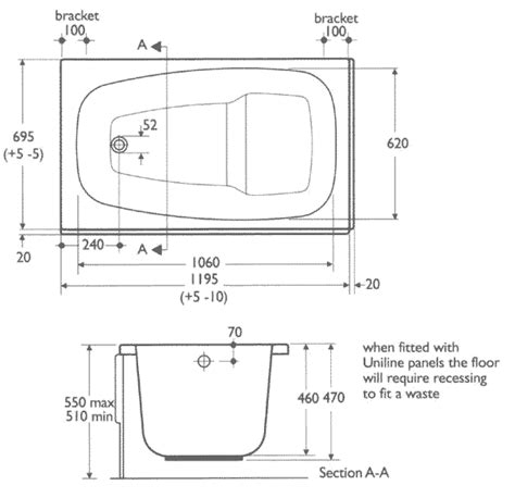typical bathtub size standard tub dimensions images