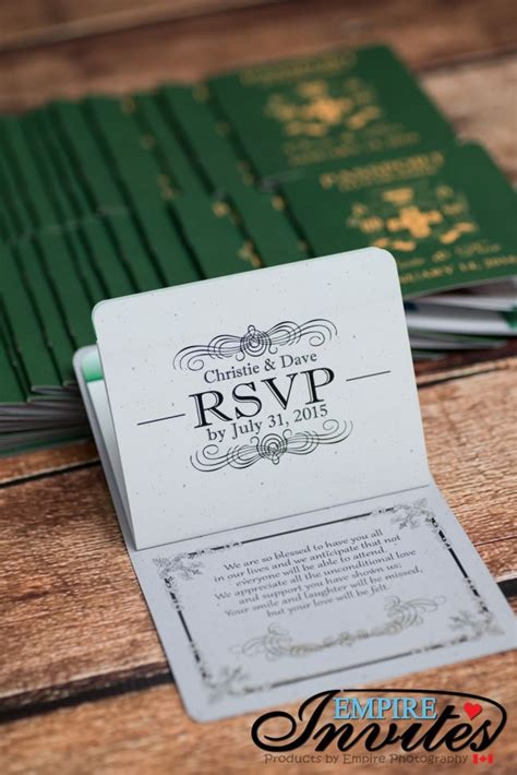 Wedding Invitations Jamaica by Green Passport Wedding Invites To Rui Nergil Jamaica
