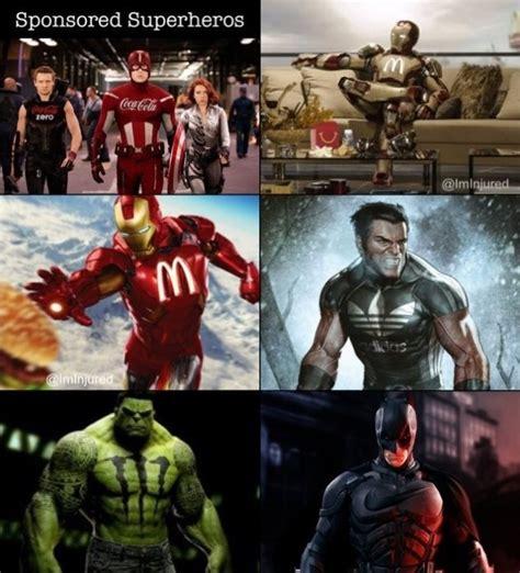 Meme Superhero - memes 2014 sponsored superheroes