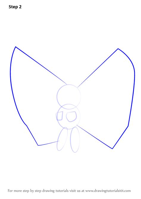 How To Draw Butterfree