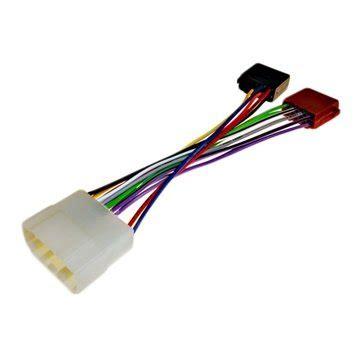 iso adapter kabel honda accord, 98  / 03