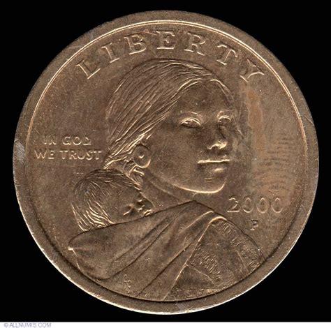 sacagawea dollar 2000 p dollar sacagawea 2000 present united states of america coin 9158