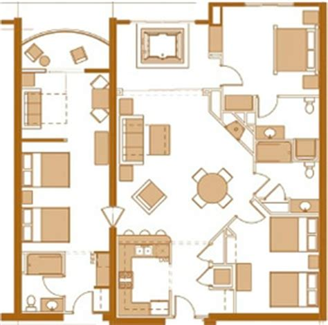 One 2 Bedroom Condo Info Wisconsin Dells Three Bedroom Condo