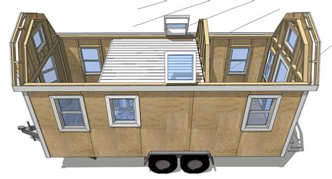 Small House Plans With Gambrel Roof House Design Ideas Tiny House Roof Plans