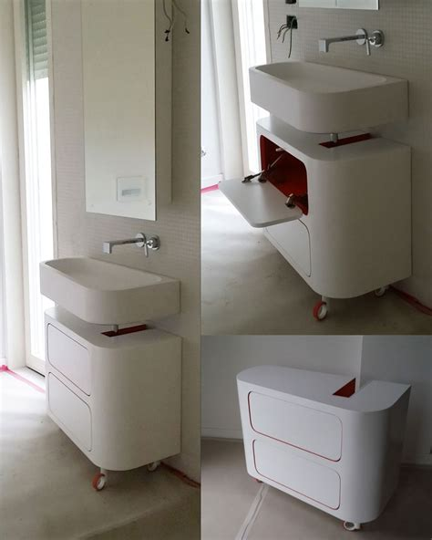 sanitari in corian arco arredo design in dupont corian 174 lavabi da