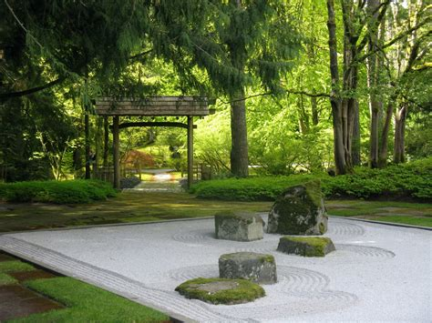 Garden Zen small zen garden design photograph the landscape architect