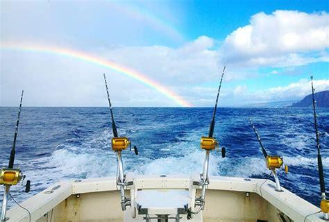 maui sport fishing rainbow reels maui tickets for less - Rainbow Sport Fishing Boats