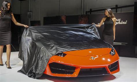 Lamborghini Show 2015 L A Auto Show Lamborghini Huracan Lp 580 2 187 Autonxt
